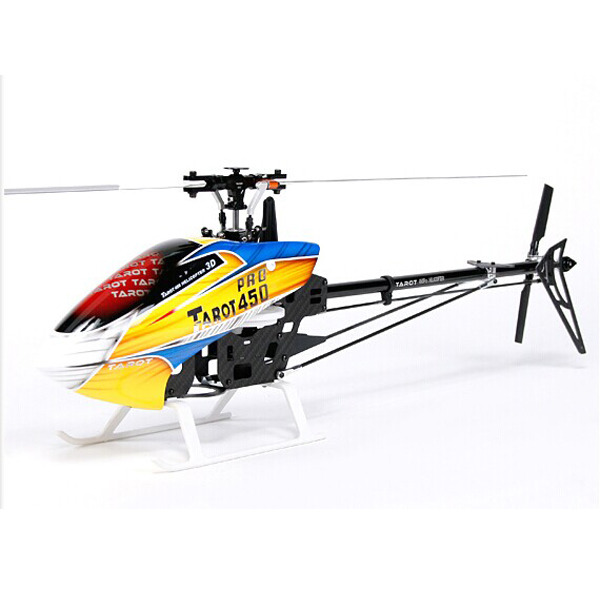 아재몰 RC헬리콥터(드론) Tarot 450 PRO V2 FBL Flybarless RC Helicopter KIT