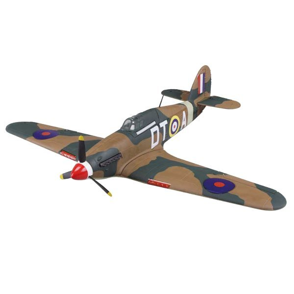 아재몰 드론 RC비행기 Hurricane MK.1A 700mm Wingspan EPS Warbird Fighter RC Airplane KIT