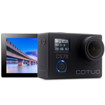 아재몰 해외직배송 디지털카메라_COTUO CS78 Notavek 96658 HD 30m Waterproof 2.0 Inch Screen