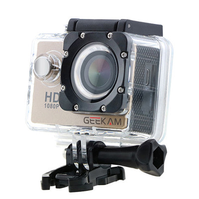 아재몰 해외직배송 디지털카메라_GEEKAM A9 1080P HD Waterproof Outdoor Sports Video Action Camera