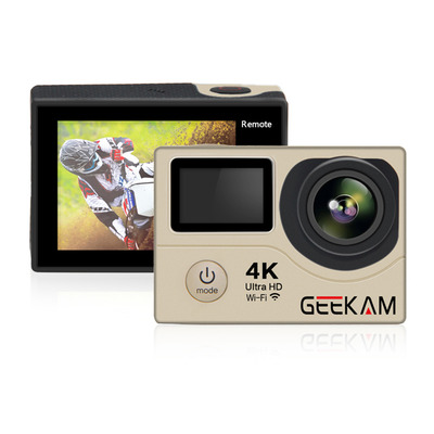 아재몰 해외직배송 디지털카메라_GEEKAM H3R Waterproof 4K wifi Ultra HD  30M Sport Video ActionCam