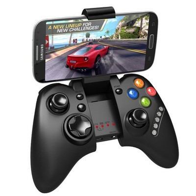 아재몰 해외직배송 비디오게임 컨트롤러_iPega PG-9021 Rechargeable Multimedia WiFi Bluetooth Controller with Stand for iPhone Android PC