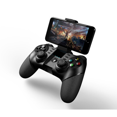 아재몰 해외직배송 비디오게임 컨트롤러_iPega PG-9077 Gaming Bluetooth Wireless Controller Gamepad Game Joystick