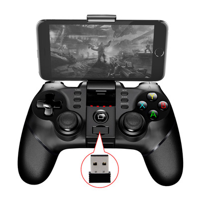 아재몰 해외직배송 비디오게임 컨트롤러_iPega PG-9076 Gaming Bluetooth 2.4G Wireless Wired Game Controller Gamepad Joystick