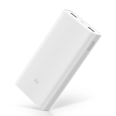 아재몰 해외 직배송 스마트폰 보조배터리_Original Xiaomi 2C 20000mAh Quick Charge 3.0 Polymer Power Bank 2 Dual USB Output