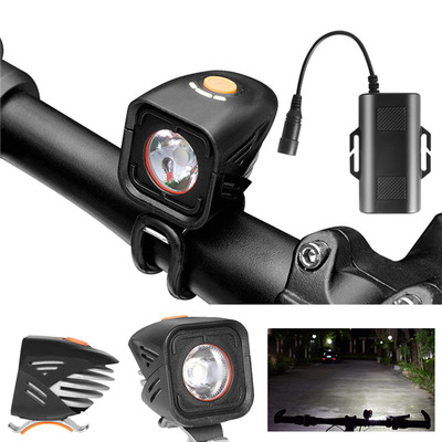 아재몰 자전거 라이트 조명세트_XANES XL11 1000LM 2 LED Bike Light IPX6 180Floodlight 4 Modes Power Display Intelligent