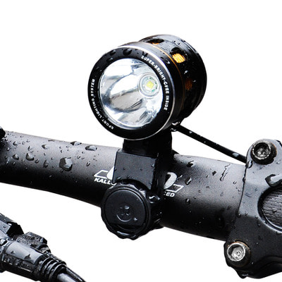 아재몰 자전거 헤드라이트 조명_XANES XL07 1000LM T6 Bicycle Front Light IP65 120 Wide Angle with Lampshade HeadLamp