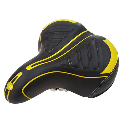 아재몰 자전거안장_BIKIGHT Road MTB Mountain Bike Bicycle Saddle Cycling Padded Cushion Cover Electric Bicycle Saddle