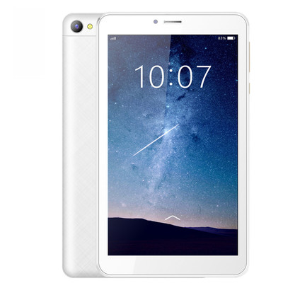 아재몰 해외직배송_태블릿_안드로이드_Original Box Binai V7S 16GB MTK8321 Cortex A7 Quad Core 7 Inch Android 8.1 3G Phablet Tablet White