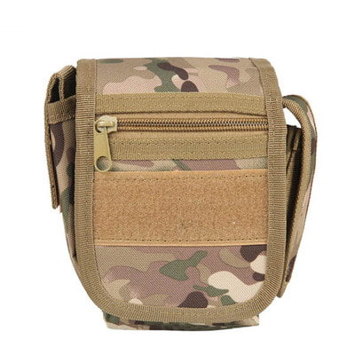 아재몰 해외직배송_밀리터리_가방_Men Waterproof Tactical Military Bag Running Packet Cycling Thigh Waist Mini Bag