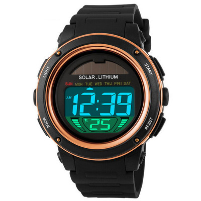 아재몰 디지털 손목시계_SKMEI 1096 LED Date Chronograph Waterproof Men Sport Watch