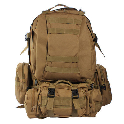 아재몰 해외직배송_밀리터리_가방_Camo Military Rucksacks Outdoor Tactical Backpack Travel Camping Bags