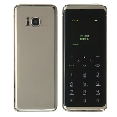 아재몰 해외직배송_피쳐폰_XP10 1.54 Inch 500mAh Bluetooth Flashlight MP3 Dual SIM Student Touch keypad Mini Card Phone