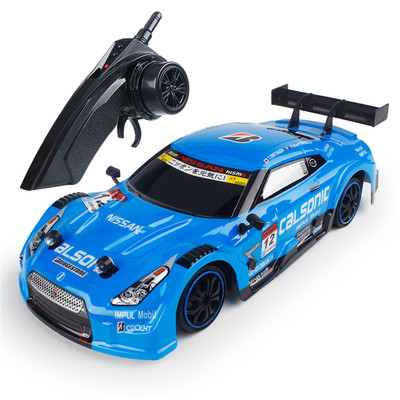 아재몰 RC카_1/16 2.4G 4WD 28cm Drift Rc Car 28km/h With Front LED Light RTR Toy