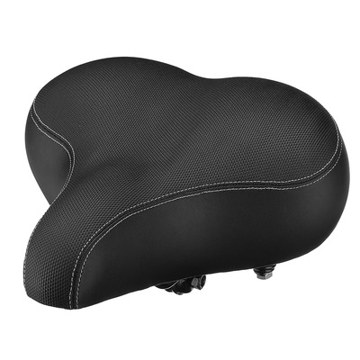 아재몰 자전거안장_BIKIGHT YF-1108 Bike Bicycle Saddle Seat Oversize Soft Cushion Pad MTB Road Bike Cycling Saddle