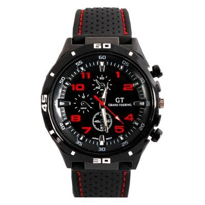 아재몰 아재 일반 손목시계_GT 54 GRAND TOURING Silicone Band Quartz Analog Sport Watch