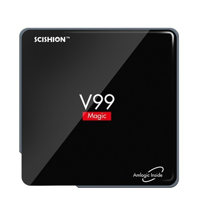 아재몰 해외직배송_셋톱박스_SCISHION V99 Magic Amlogic S912 2G RAM 16G ROM TV BOX