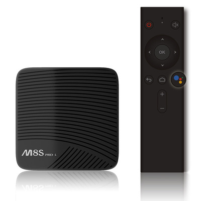 아재몰 해외직배송_셋톱박스_MECOOL M8S PRO L Amlogic S912 3GB DDR3 32GB 5G WIFI 100M LAN Bluetooth 4.1 TV Box with Voice Control