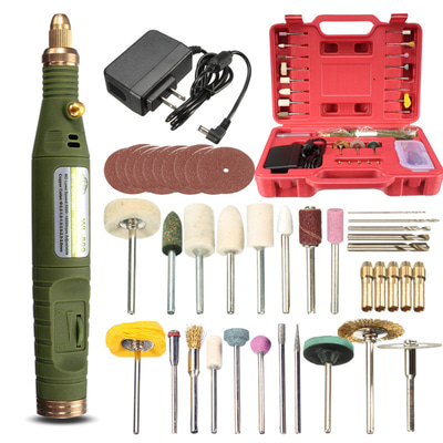 아재몰 해외직배송_전동공구_드릴_Raitool DC 18V 100-240V Multifunctional Mini Electric Hand Drill Electric Grinder DIY Drilling Kit