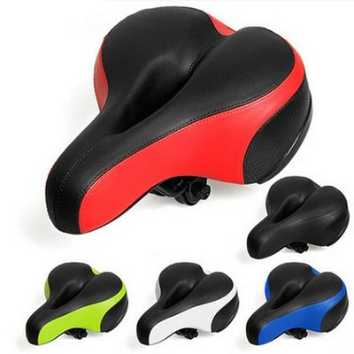 아재몰 자전거안장_BIKIGHT Wide Big Road Mountain MTB Saddle Bike Bicycle Cycling Seat Soft Cushion