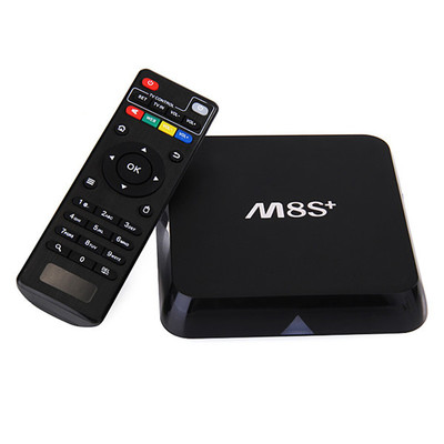 아재몰 해외직배송_셋톱박스_M8S Plus Android 5.1 Amlogic S812 Quad Core 2G/8G 2.4G/5G Gigabit LAN BT4.0 TV Box Android Mini PC