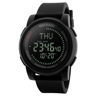 아재몰 디지털 손목시계_SKMEI 1289 50M Waterproof Fashion Sport Compass  Watch Military Outdoor Digital Men Wristwatch