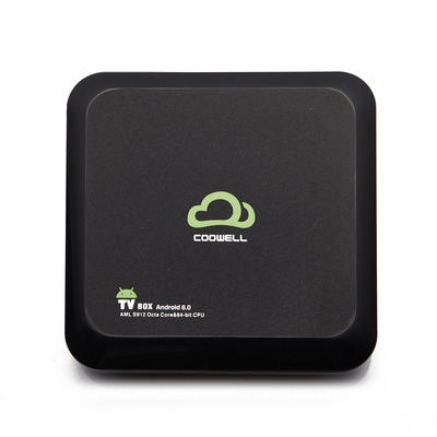 아재몰 해외직배송_셋톱박스_Coowell V6 Amlogic S912 2GB RAM 16GB ROM TV Box
