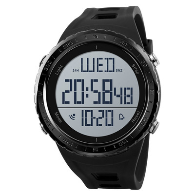아재몰 디지털 손목시계_SKMEI 1310 Digital Watch Swimming Sport Fashion Back Light LED Men Wrist Watch