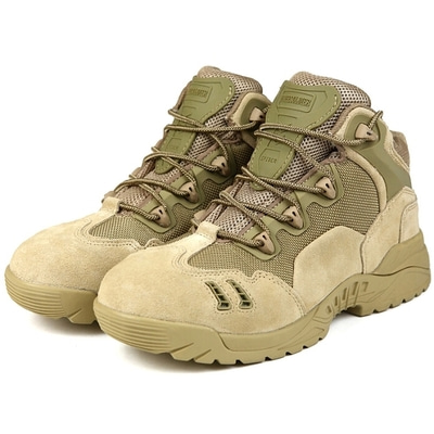 아재몰 해외직배송_밀리터리_군화_Free Soldier Military Tactical Boots EU Desert Combat Outdoor Travel