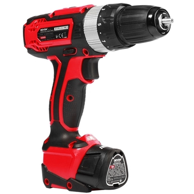 아재몰 해외직배송_전동공구_드라이버_DEVON 5230 Rechargeable Electric Screwdriver Tool Household Impact Drill