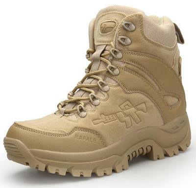 아재몰 해외직배송_밀리터리_군화_Outdoor Mens Military Tactical Ankle Martin Boots Combat Army Desert Jungle Hiking Shoes