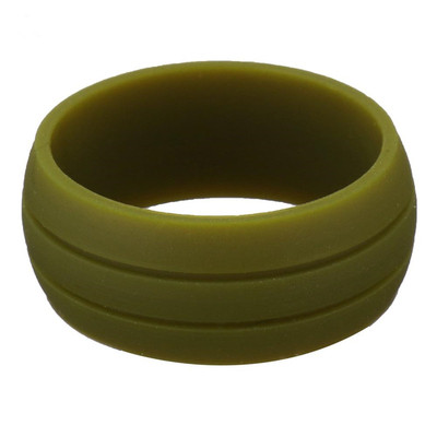 아재몰 아재 반지_8.5MM Trendy Colorful Environmental Silicone Ring Casual Unisex Wholesale Gift for Men for Women