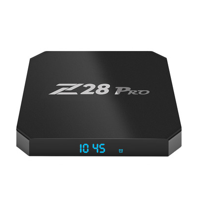 아재몰 해외직배송_셋톱박스_Z28 PRO RK3328 4GB RAM 32GB ROM 5G WIFI 100M LAN USB 3.0 TV Box