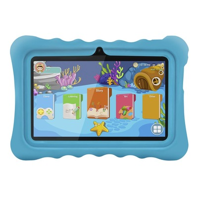 아재몰 해외직배송_태블릿_안드로이드_Ainol Q88 RK3126C 1.3GHz 1GB RAM 16GB Android 7.1 OS Kid Tablet-Blue