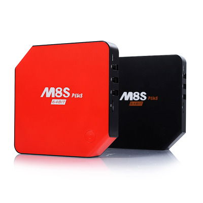 아재몰 해외직배송_셋톱박스_M8S Plus Android 5.1 Amlogic S905 Quad Core 2GB/16GB 2.4GHz/5GHzWiFi BT 4.0 TV Box Android Mini PC
