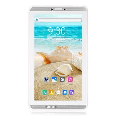 아재몰 해외직배송_태블릿_안드로이드_BDF P10 MT6580M Quad Core 1GB RAM 32GB Android 6.0 10.1 Inch Dual SIM Tablet PC-Silver