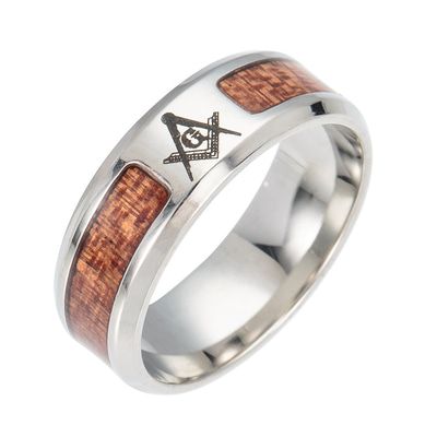 아재몰 아재 반지_Trendy Insert Cross Finger Rings Vintage Tree Of Life Pattern Stainless Steel Ring for Men