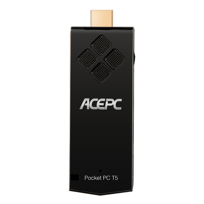 아재몰 해외직배송_셋톱박스_ACEPC T5 Z8350 2GB RAM 32GB ROM 2.4G WIFI Bluetooth 4.0 USB 3.0 H.265 TV Box Support Windows 10