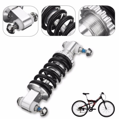 아재몰 자전거 서스펜션 부품_B95 Black Metal 450LBS/in Rear Suspension Shock Damper Bike Shock Absorber