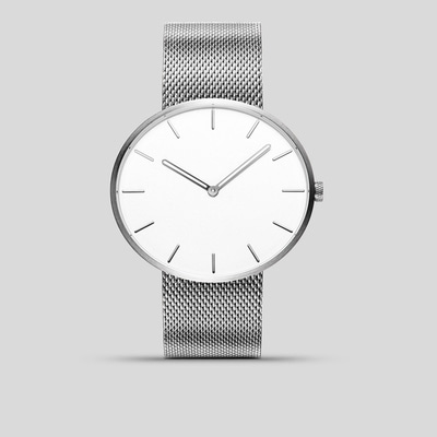 아재몰 아재 일반 손목시계_Xiaomi Twenty Seventeen Series Casual Style Wrist Watch Life Waterproof Couple Quartz Watch