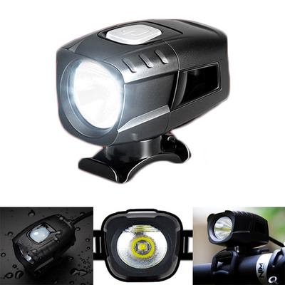 아재몰 자전거 헤드라이트 조명_INFUN GT100 1200LM L2 LED 4 Modes IPX4 Waterproof 8000mAh USB Charging Bike Light