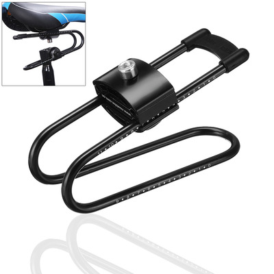 아재몰 자전거 서스펜션 부품_BIKIGHT Adjustable Cycling Bicycle Saddle Suspension Alloy Spring Steel Mountain Bike Shock Absorber