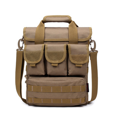 아재몰 해외직배송_밀리터리_가방_Men Tactical Bag Camo Military Shoulder Bag Outdoor Casual Handbag Hiking Sport Bag