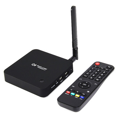 아재몰 해외직배송_셋톱박스_Q8 RK3288 Quad Core 2GB/8GB 2.4/5G WIFI HD Bluetooth Android 4.4 TV Box Mini Smart PC