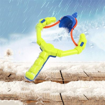 아재몰_해외직배송_눈싸움_Kids Outdoor Winter Snow Ball Toys Snow Ball Launcher Shooting Toy Funny Family Interactive Toys For Winter Playing Snow Tool