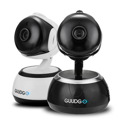 아재몰 해외직배송_IP카메라_GUUDGO GD-SC02 720P Cloud Wifi IP Camera Pan&Tilt IR-Cut Night Vision Motion Detection