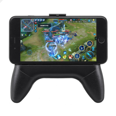 아재몰_(1350727)_게임패드_Zhanchi 005 Gamepad 4.0-6.5 Inch Phone Handgrip Holder Stand with Cooling Fan Power Bank for Mobile