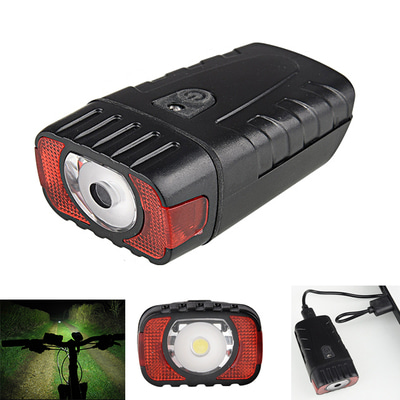 아재몰_(1456212)_자전거 전조등 조명_XANES SFL19 XPG LED 850LM Smart Sensor Bike Light USB Waterproof Camping Bicycle Cycling Motorcycle