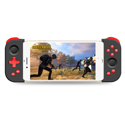 아재몰_(1529626)_게임패드_Minpin X6 Pro bluetooth Gamepad Turbo Controller for PUBG Mobile Game for PS3 for iOS Android Smart Phone