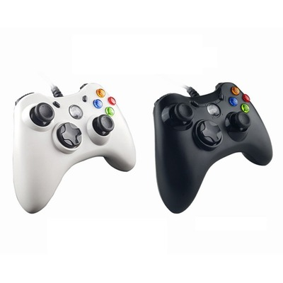 아재몰_(1180294)_게임패드_WELCOM WE-890S USB Wired Controller Gamepad LED Indicator Double Vibration Joystick Joypad